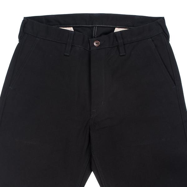 Black 17oz Cotton Work Pants-2.jpg