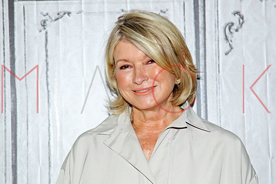 NEW YORK, NY - JULY 13:  Martha Stewart visits AOL Build to discuss his career and new projects with lifestyle media legend Martha Stewart at AOL HQ on July 13, 2016 in New York City.