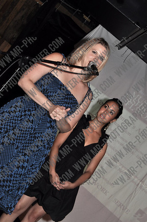 YWA Fashion Show @ the Parish Aug 27, 2009
