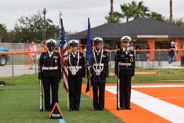 Navy JR ROTC
