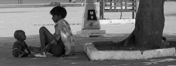 Mumbai Street Kids