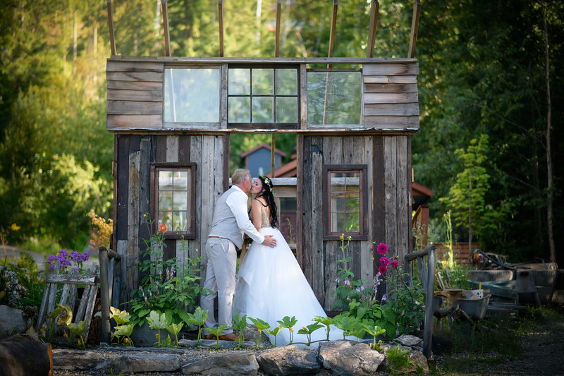 NormaJean & Guy - White Lake Weddings Elopement