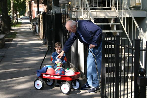 2006.09.24-CassidyAtDrummondPark