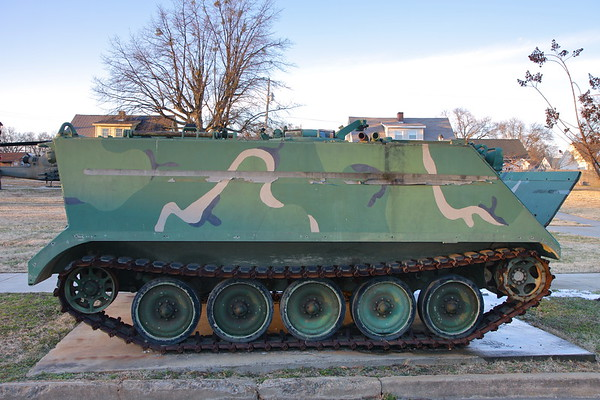 Victory Park - Greer, SC - M106A2