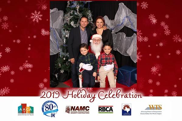 2019 Holiday Celebration Santa Photos 12-12-19