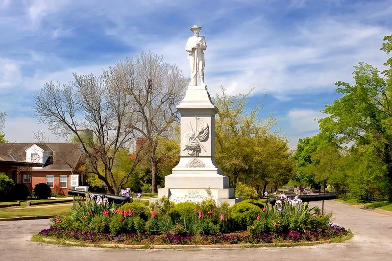 Our Confederate Dead memoria, Demopolis, Alabama