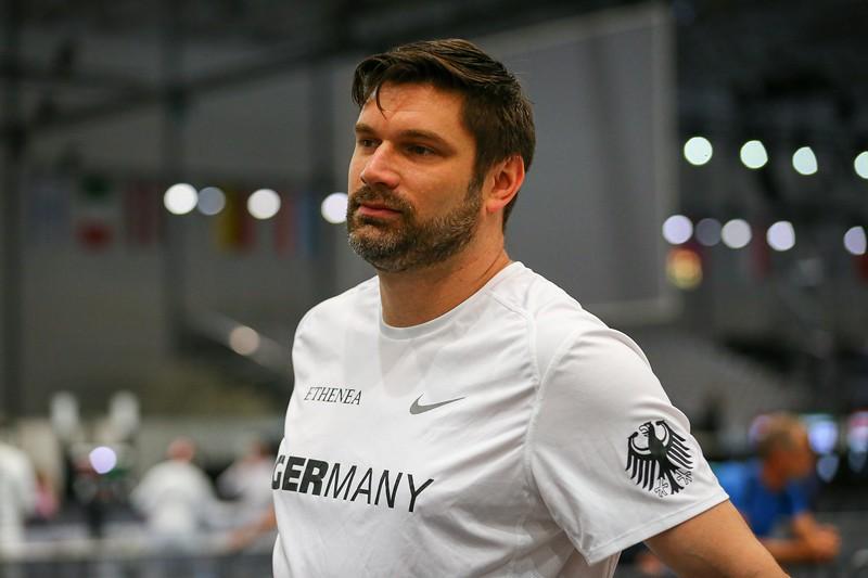 ; Düsseldorf, Deutschland - European fencing championship 17/22 June 2019    Photos by: Jan von Uxkull-Gyllenband