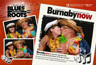 2014 - Burnaby Now - Burnaby Blues & Roots Festival
