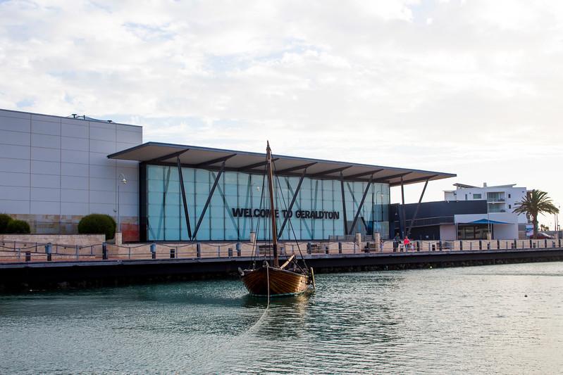 Geraldton Marina & Museum