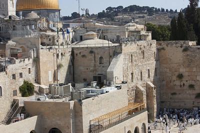 Jerusalem in Daytime 2007