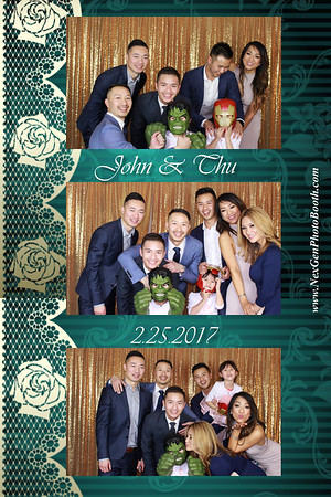 John & Thu's Wedding 2/25/17