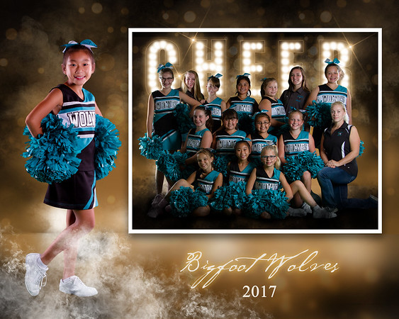Wolves Cheer 2017