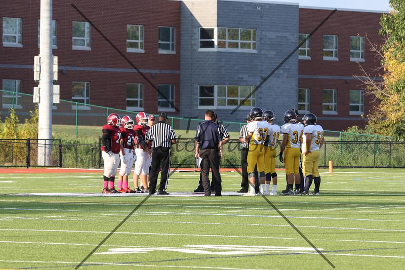 Eastern York Football 9th Grade vs Gettysburg