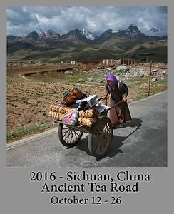 10-11-2016 China Sichuan Landscape