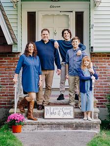 Ben, Estee and Kids