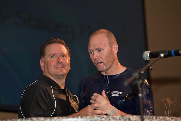 Baptisms 2009