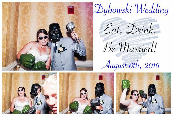 Allison & David Wedding Photo Booth
