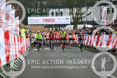 Surrey Half Marathon 2017 5