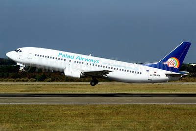 Palau Airways