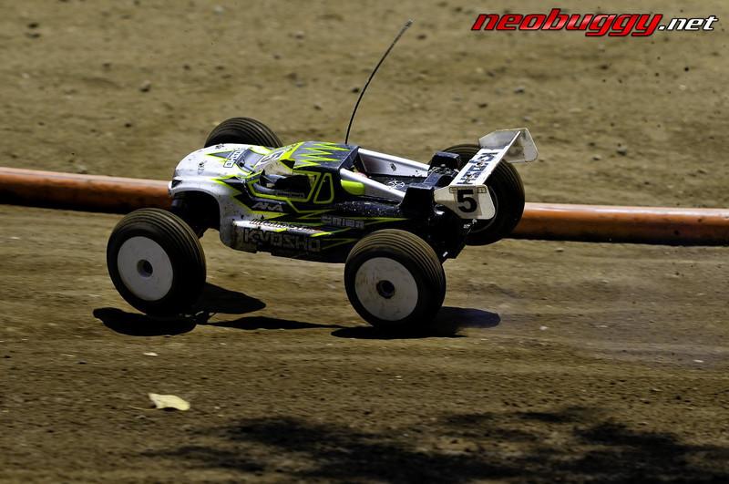 Rd 4 2009 JBRL - Milestone Park