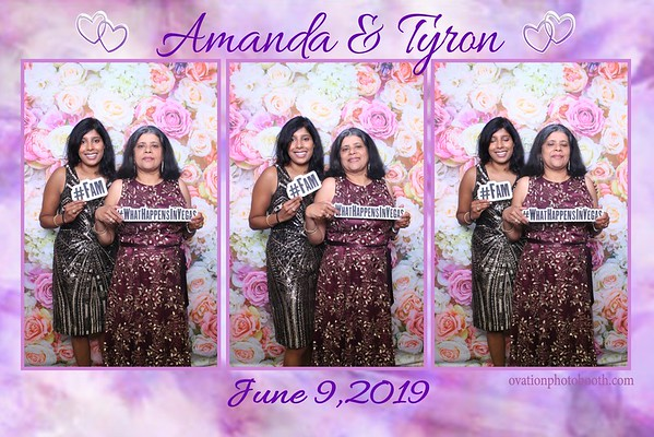6 9 19  Amanda Tyron