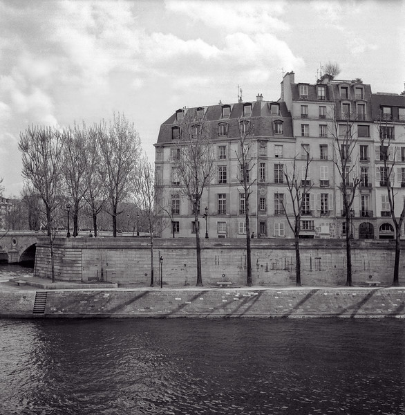 Along The Seine [Paris, France]