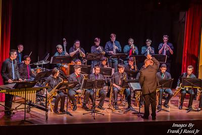 4-26-2017 Norwin Jazz Band at the Lamp
