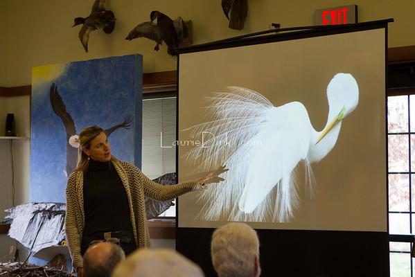 Montezuma Audubon Center - Melissa Groo