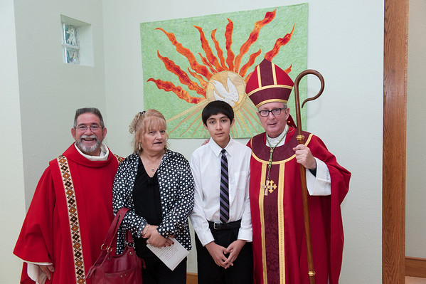 Portraits With Bishop Noonan (2013)