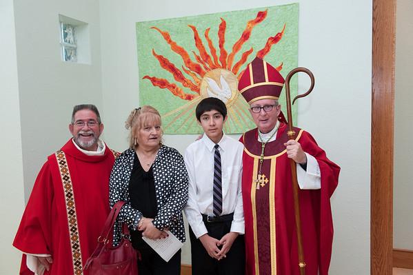 Portraits With Bishop Noonan (2013)