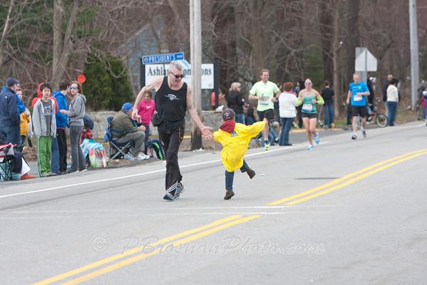 Boston Marathon 2013 - Ashland