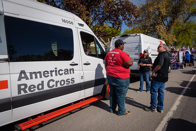 American Red Cross - Smithfield Health Days - 2019