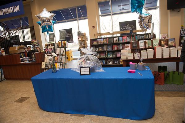 Bookstore Graduate Fair 2014
