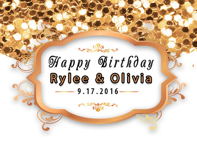 2016-09-17, Rylee & Olivia Birthday
