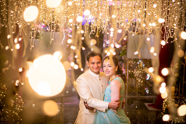 Saurabh & Mitzy's  Wedding Story