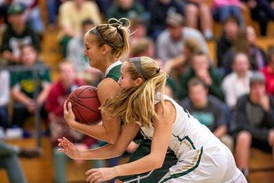 2015 Oxford Hills vs. Leavitt Girls Basketball