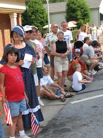 2006 05 28 Memorial Day Parade - Senoia