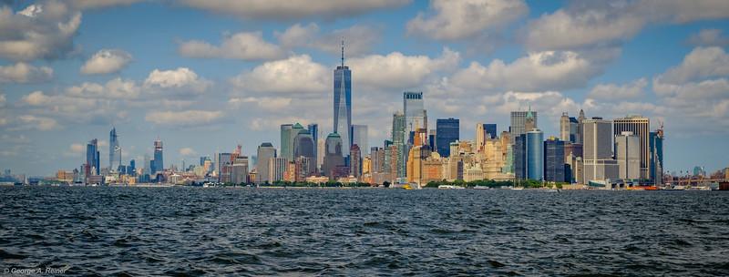 2018 New York Harbor Trips