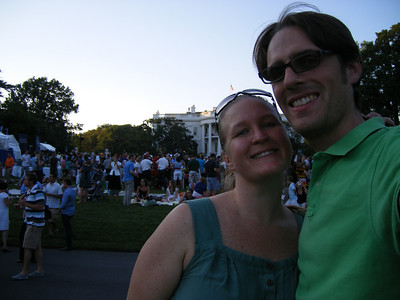 4th of July, and Bowling at the White House (2010)