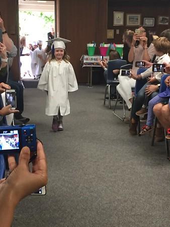 Iris Preschool Graduation