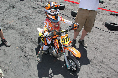 RORR Race, Day 1, 50cc, Mountains west of Tamaqua (6-23-2012)