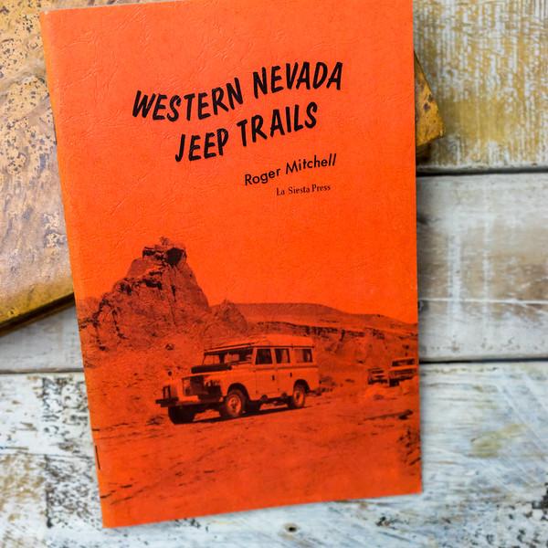 Western Nevada Jeep Trails— Roger Mitchell
