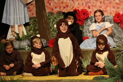 First Grade Play 2017March30