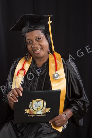 THURSDAY July 14th, 2016 Graduation Portraits
