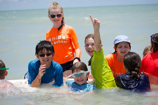 Summer Camp 2018 at Sanibel Flagship Campus