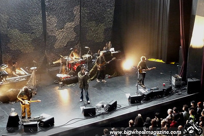 Echo and The Bunnymen - at Club Nokia - Los Angeles, CA - May 21, 2011
