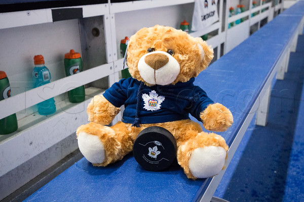 181208 - TM vs Laval  (Teddy Bear Toss)