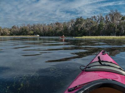 02-16-2019 Kayak on the Rainbow River