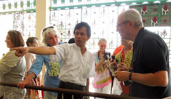 Small Footprint Travels Myanmar Tour 2012