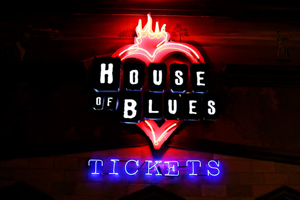 Cleveland Bar House of Blues Party